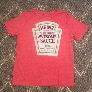 MINI FINE Heinz Ketchup vintage tee!